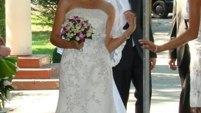 Suknia ślubna Annais model Marys, rozmiar 36