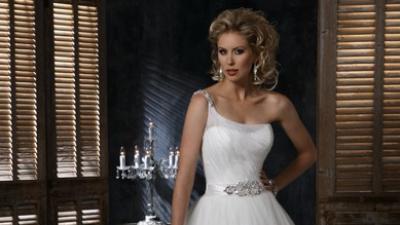 """Suknia ślubna Annika Marie Maggie Sottero- """"tiulowa księżniczka"""""""