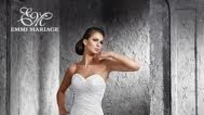 Suknia ślubna Arte firmy Emmi Mariage