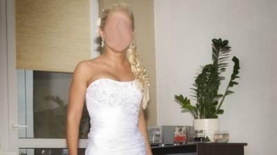 Suknia ślubna Asina rozmiar 34-36 + dodatki