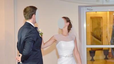 Suknia ślubna ASPERA GOLDLINE 4580