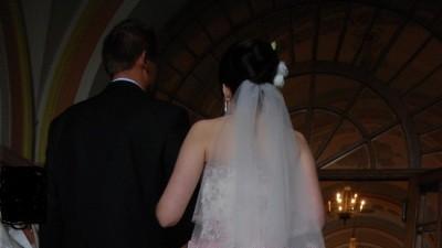 Suknia ślubna Atelier Diagonal 818 róż