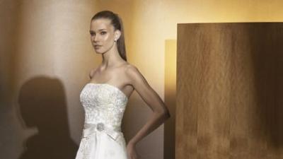 Suknia ślubna Atelier Diagonal model 802