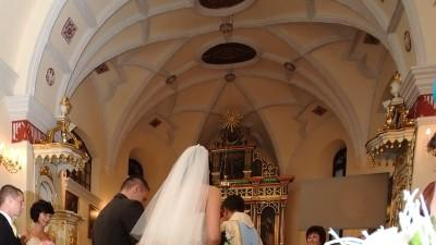 Suknia ślubna Benjamin Roberts model 911