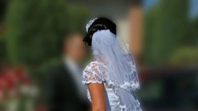 Suknia ślubna biała, 170cm, rozmiar 42, linia A