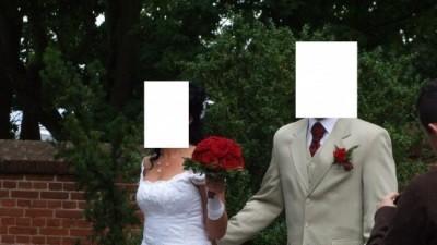 Suknia ślubna biała + bolerko roz.38 TANIO!!! tylko 599 zł