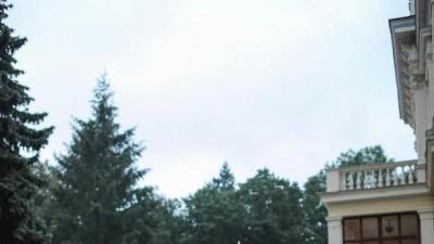 Suknia Ślubna Biała model 2012 koronka-Princessa