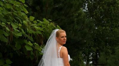 Suknia ślubna biała r. 38 Białystok