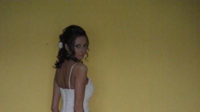 Suknia Ślubna biała rozmiar 36-38
