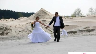 Suknia ślubna BIAŁA SINCERITY 3234!