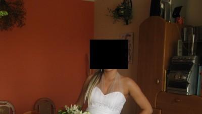 Suknia ślubna Białystok