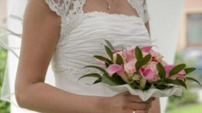 Suknia ślubna Biancaneve ecru 34/36 ZESTAW!