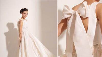 Suknia ślubna Biancaneve Małgorzata Dudek model 907 z 2010 roku
