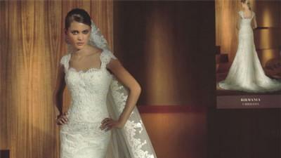 Suknia Ślubna BIRMANIA