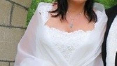 Suknia Ślubna BIRMANIA_MADONNA_model 2008