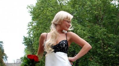 Suknia ślubna 'Blackberry'