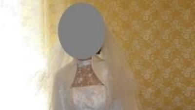 suknia ślubna + bolerko i ozdoba do włosów  GRATIS