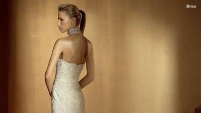 Suknia ślubna Brisa z Kolekcji San Patrick 2008