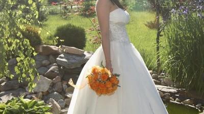 Suknia ślubna CALINECZKA rozm. 36