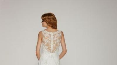 suknia ślubna calista