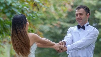 Suknia ślubna Carmelita z Annais 2014