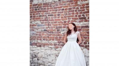 Suknia ślubna Carmen Nabla Monique