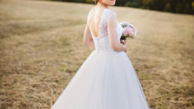 Suknia ślubna Carmen z salonu Novari
