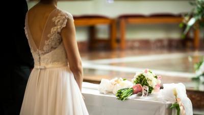 Suknia ślubna Casilda 36 Afrodyta