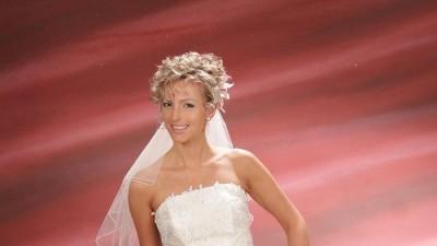 Suknia ślubna CLASSA 607 + welon + bolerko r.36/38