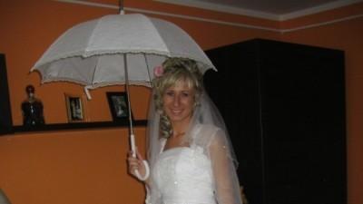 suknia ślubna CLASSA C-418