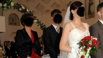 Suknia ślubna CLASSA C 507 ecru rozm. 38 - 40 !!!