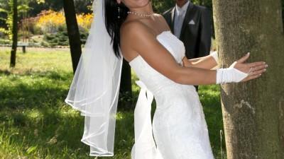 suknia ślubna classa c 740