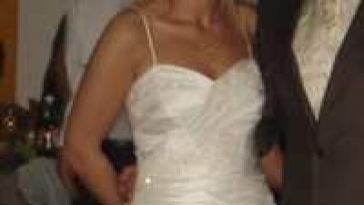 Suknia ślubna Claudia + GRATISY