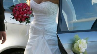 Suknia ślubna COCO MAGGIE SOTTERO 3330 rozm.xs/34