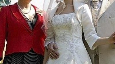 Suknia ślubna -Cosmobella 7166 TANIO !!!!