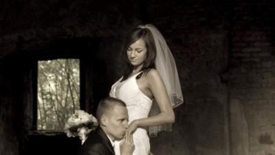 Suknia Ślubna Cosmobella 7264