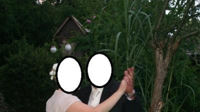Suknia ślubna cudna