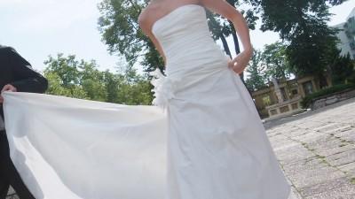 Suknia Ślubna Cymbeline Biki 2009