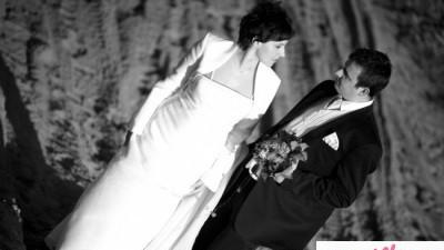 suknia ślubna Cymbeline + bolerko
