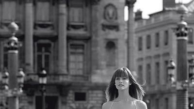 Suknia ślubna CYMBELINE EURIELL - śmietankowa biel