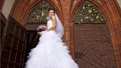 Suknia ślubna Cymbeline Fauvette 2012