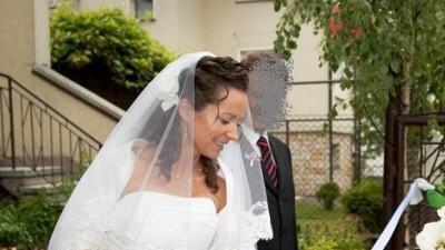 suknia ślubna Cymbeline, kolekcja Mystic 2010
