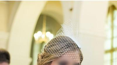 Suknia ślubna CYMBELINE MODEL 2014 HIDAYA koronka!