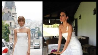 Suknia ślubna Cymbeline model Bizet r. 36