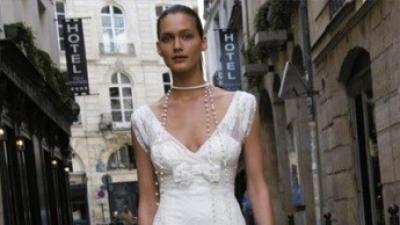 Suknia ślubna Cymbeline model Cadiz 2009.