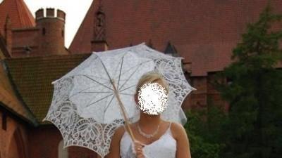 Suknia ślubna Cymbeline Model Taylor Long krótka 2 w 1