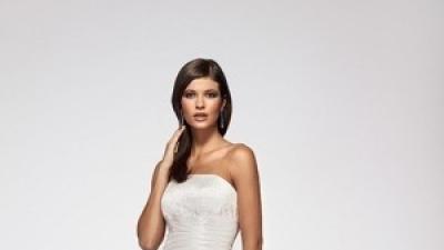 Suknia ślubna Danalea (plus bolerko)