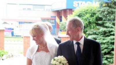 Suknia slubna David's Bridal