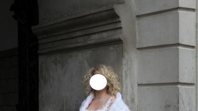 Suknia Ślubna Deborah + dodatki