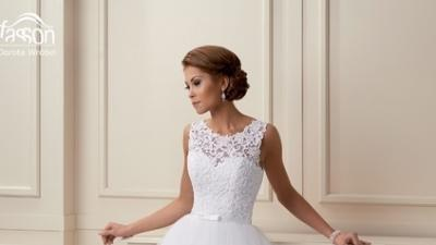 suknia ślubna Delfina